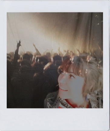 Double exposition instax